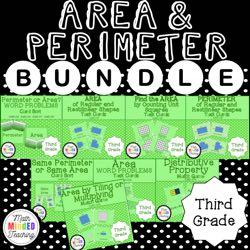 3rd Grade Area and Perimeter