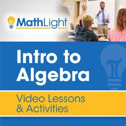 Intro to Algebra Bundle for Advanced Learners